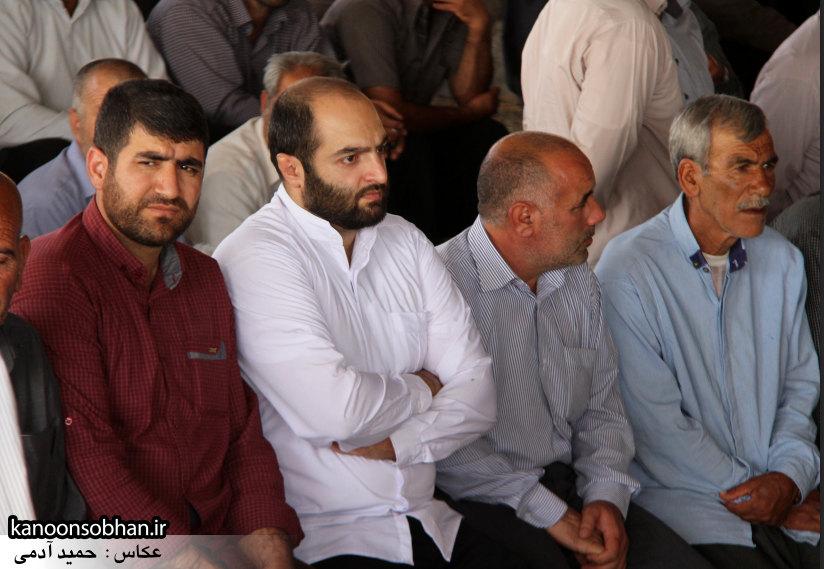تصاویر مراسم اربعین شهید والامقام قدرت عبدیان در روستای اولاد قباد کوهدشت (12)