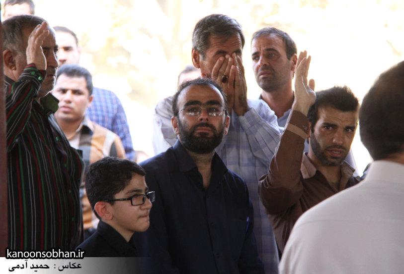 تصاویر مراسم اربعین شهید والامقام قدرت عبدیان در روستای اولاد قباد کوهدشت (13)