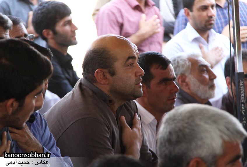 تصاویر مراسم اربعین شهید والامقام قدرت عبدیان در روستای اولاد قباد کوهدشت (14)