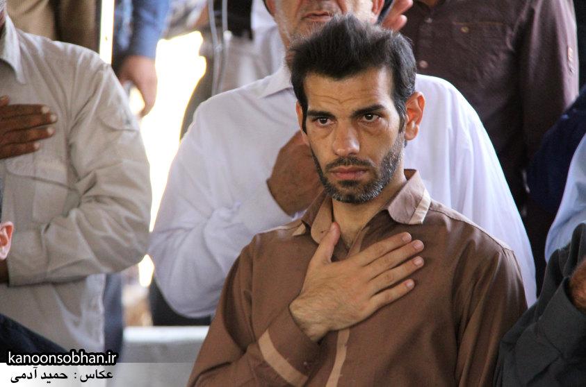 تصاویر مراسم اربعین شهید والامقام قدرت عبدیان در روستای اولاد قباد کوهدشت (16)