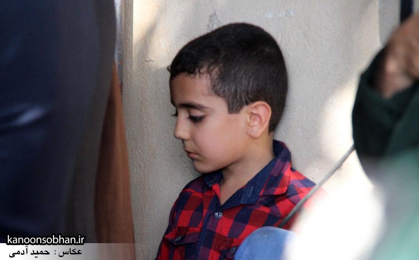 تصاویر مراسم اربعین شهید والامقام قدرت عبدیان در روستای اولاد قباد کوهدشت (19)
