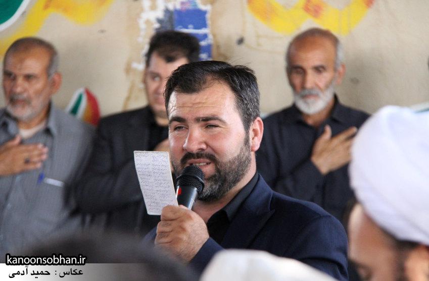 تصاویر مراسم اربعین شهید والامقام قدرت عبدیان در روستای اولاد قباد کوهدشت (20)