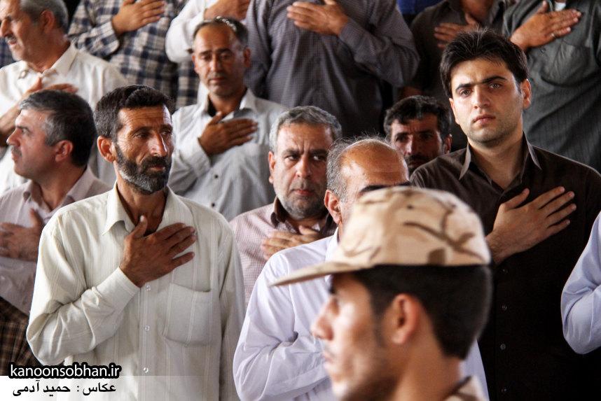 تصاویر مراسم اربعین شهید والامقام قدرت عبدیان در روستای اولاد قباد کوهدشت (21)