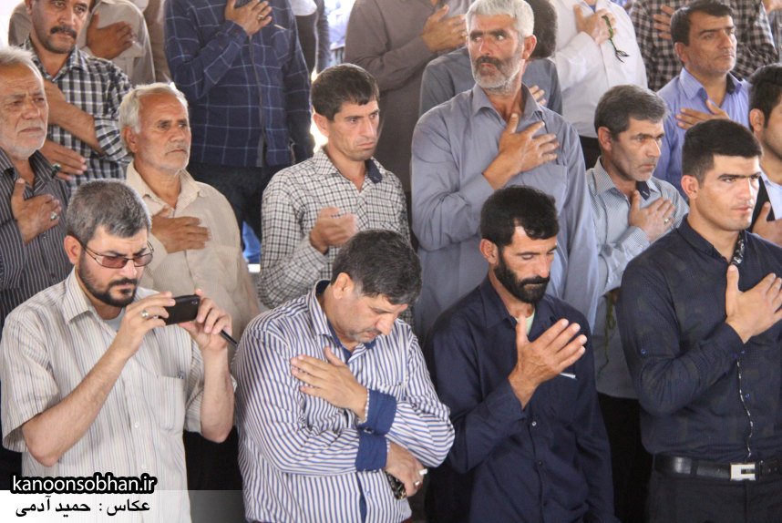 تصاویر مراسم اربعین شهید والامقام قدرت عبدیان در روستای اولاد قباد کوهدشت (23)