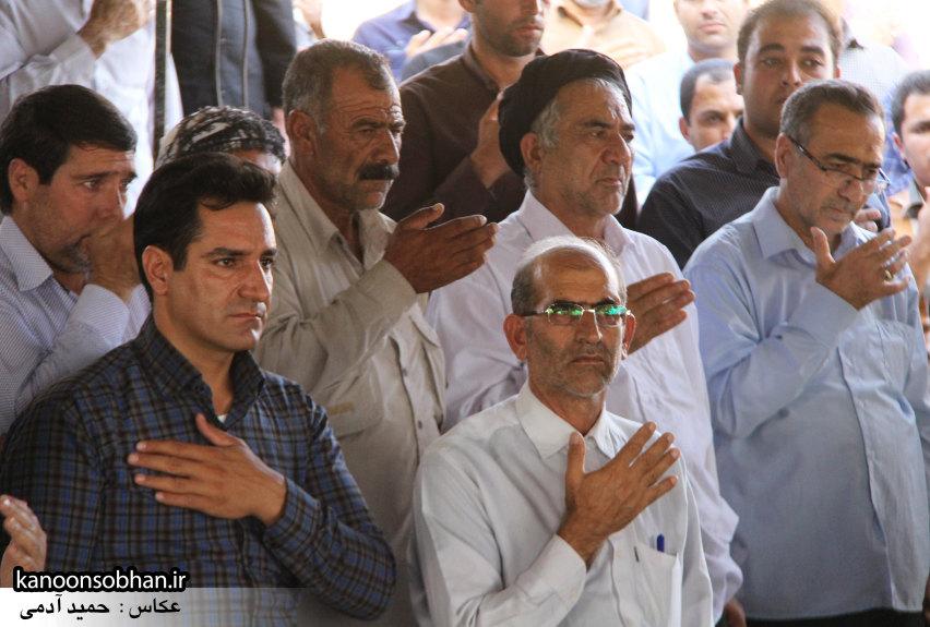 تصاویر مراسم اربعین شهید والامقام قدرت عبدیان در روستای اولاد قباد کوهدشت (24)