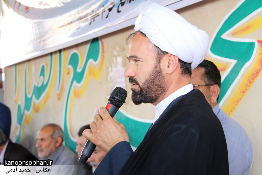 تصاویر مراسم اربعین شهید والامقام قدرت عبدیان در روستای اولاد قباد کوهدشت (26)