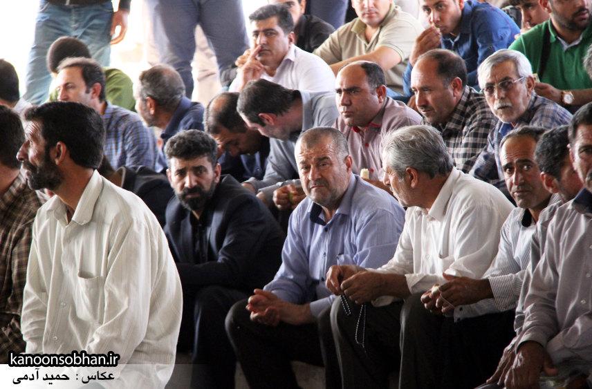 تصاویر مراسم اربعین شهید والامقام قدرت عبدیان در روستای اولاد قباد کوهدشت (28)