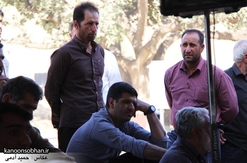 تصاویر مراسم اربعین شهید والامقام قدرت عبدیان در روستای اولاد قباد کوهدشت (3)
