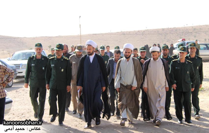 تصاویر مراسم اربعین شهید والامقام قدرت عبدیان در روستای اولاد قباد کوهدشت (4)
