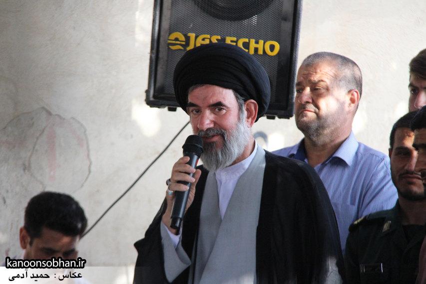 تصاویر مراسم اربعین شهید والامقام قدرت عبدیان در روستای اولاد قباد کوهدشت (41)