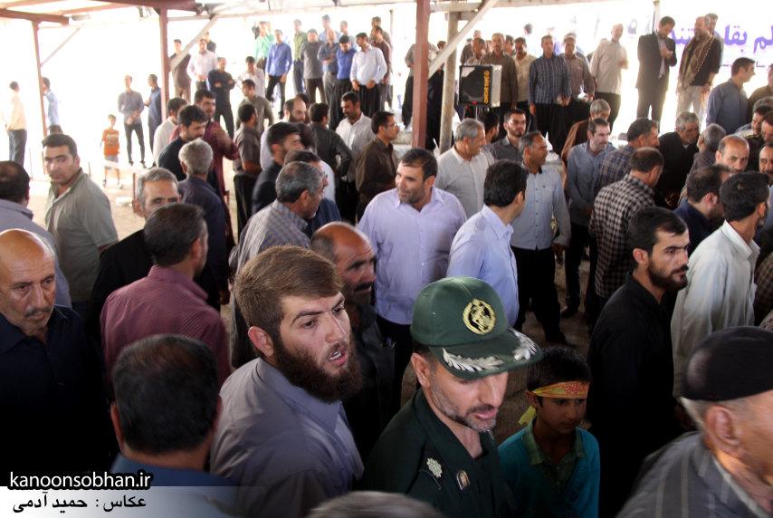تصاویر مراسم اربعین شهید والامقام قدرت عبدیان در روستای اولاد قباد کوهدشت (44)