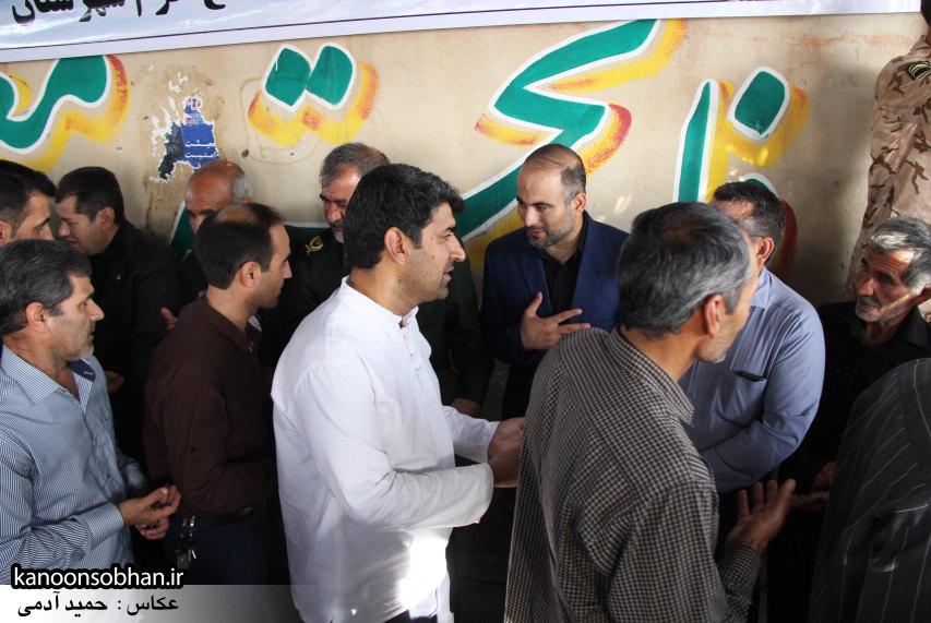 تصاویر مراسم اربعین شهید والامقام قدرت عبدیان در روستای اولاد قباد کوهدشت (45)