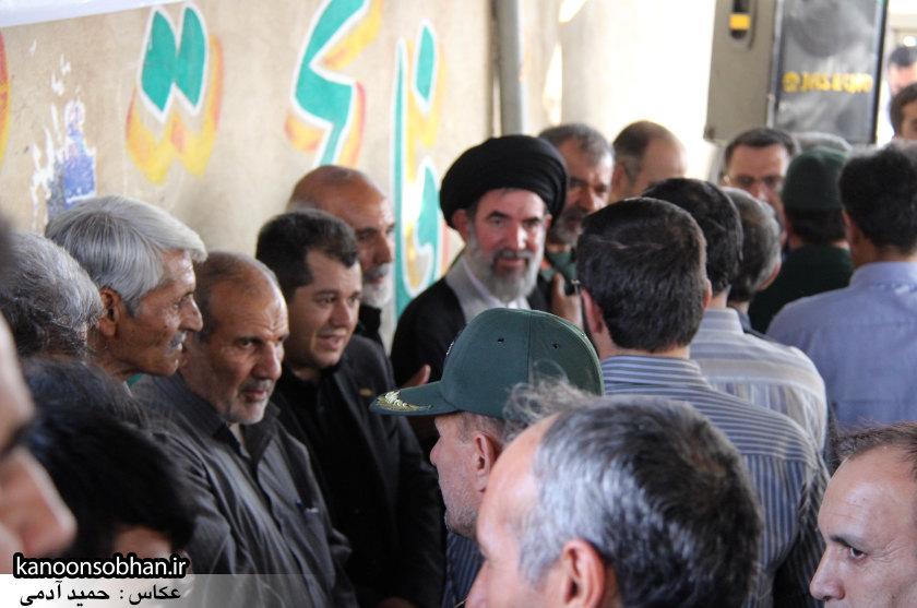 تصاویر مراسم اربعین شهید والامقام قدرت عبدیان در روستای اولاد قباد کوهدشت (46)