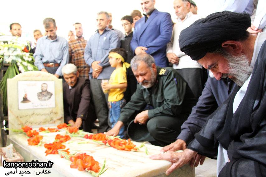تصاویر مراسم اربعین شهید والامقام قدرت عبدیان در روستای اولاد قباد کوهدشت (51)
