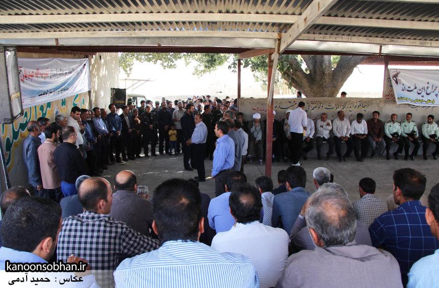 تصاویر مراسم اربعین شهید والامقام قدرت عبدیان در روستای اولاد قباد کوهدشت (7)