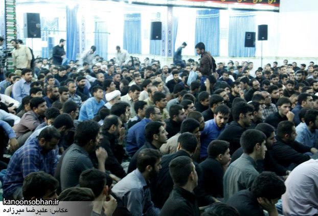 تصاویر مراسم شهادت امام جعفر صادق(ع) در خرم آباد  (1)