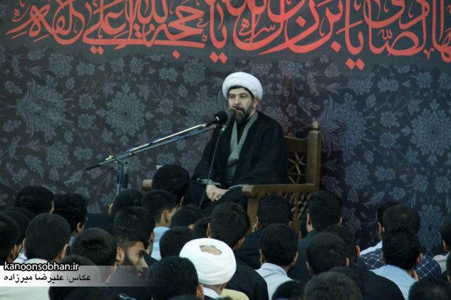 تصاویر مراسم شهادت امام جعفر صادق(ع) در خرم آباد  (4)