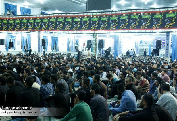تصاویر مراسم شهادت امام جعفر صادق(ع) در خرم آباد  (6)