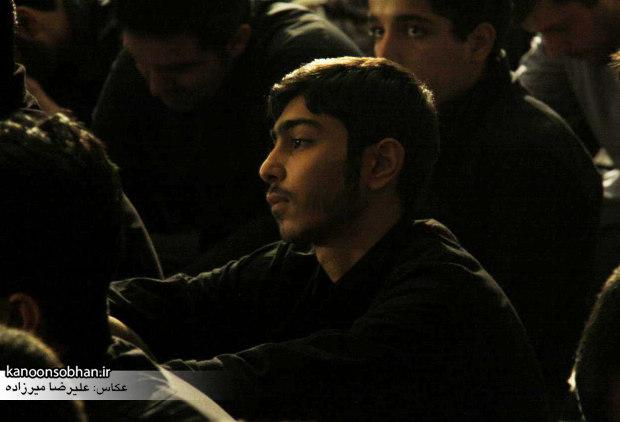 تصاویر مراسم شهادت امام جعفر صادق(ع) در خرم آباد  (8)