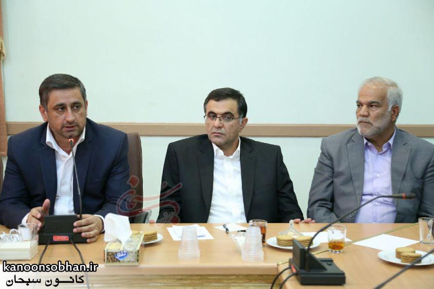 تصاویر معارفه علی کورانی فر به عنوان فرماندار جدید بروجرد (5)