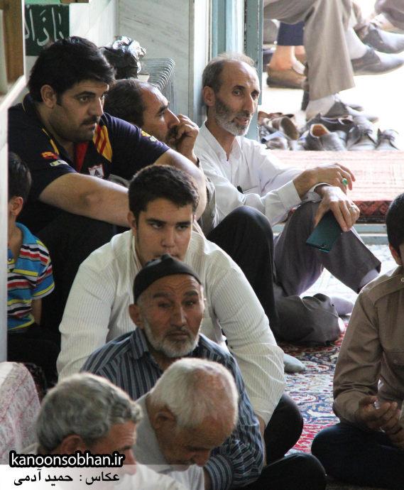 تصاویر نماز جمعه 1 مرداد 95 کوهدشت لرستان (23)