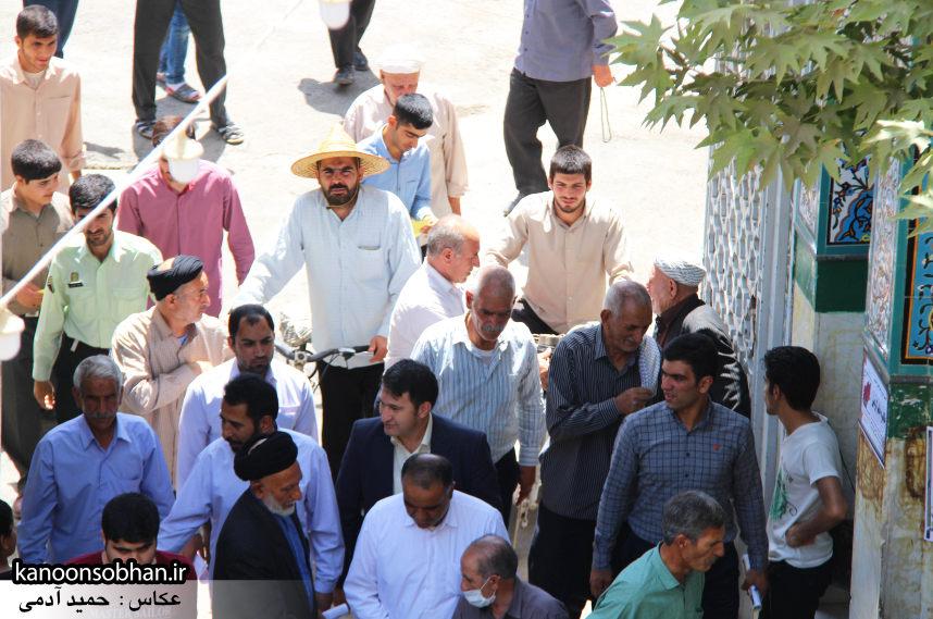 تصاویر نماز جمعه 1 مرداد 95 کوهدشت لرستان (49)