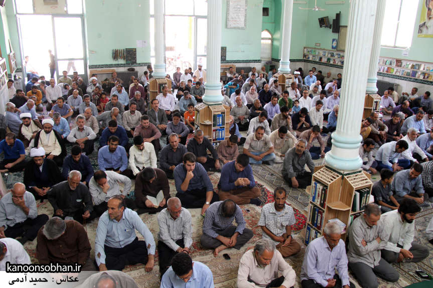 تصاویر نماز جمعه 19 تیر ماه 95 کوهدشت (14)