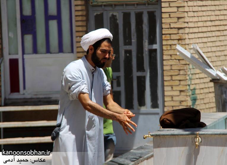 تصاویر نماز جمعه 8 مرداد 95 کوهدشت (2)