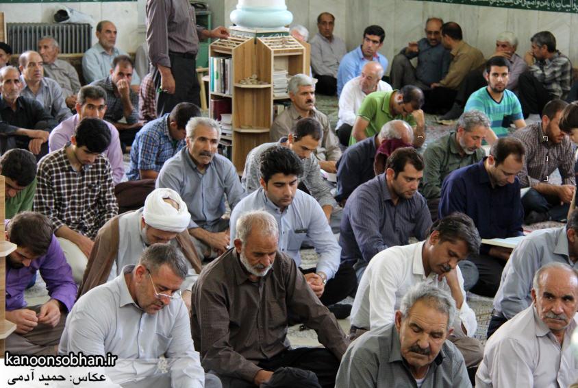 تصاویر نماز جمعه 8 مرداد 95 کوهدشت (23)