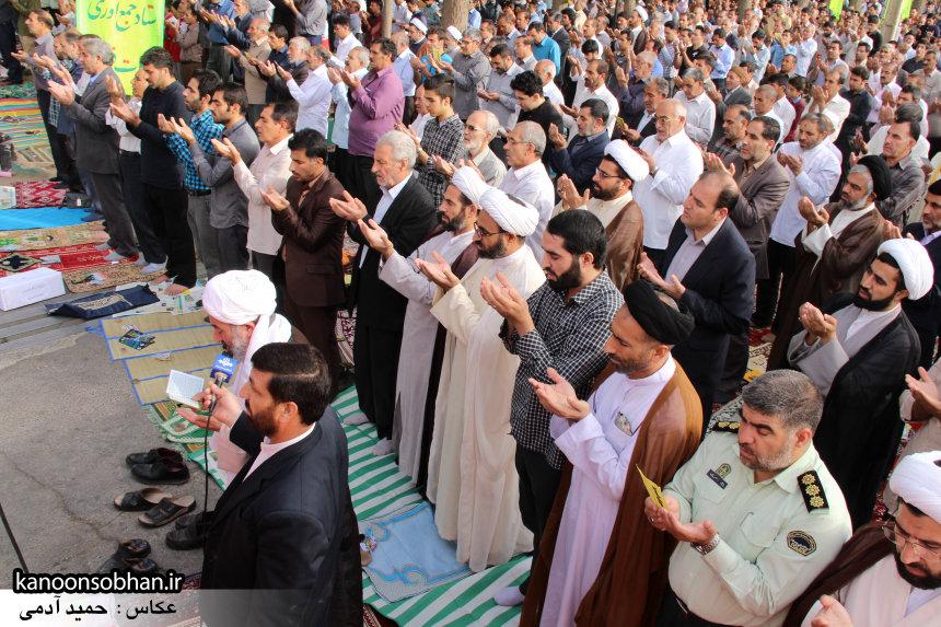 تصاویر نماز عید فطر 95 کوهدشت لرستان (1)