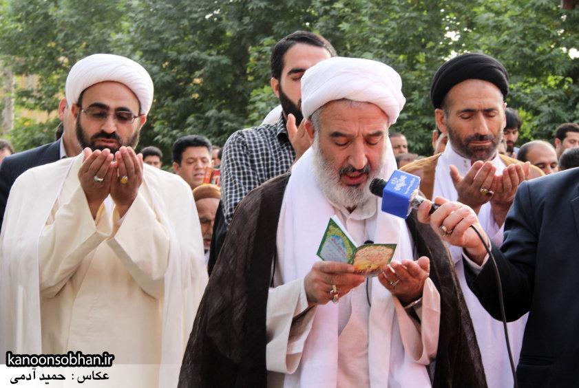 تصاویر نماز عید فطر 95 کوهدشت لرستان (12)