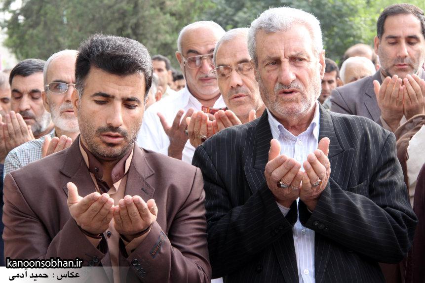 تصاویر نماز عید فطر 95 کوهدشت لرستان (13)