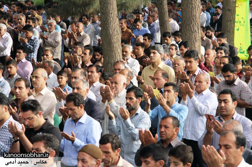 تصاویر نماز عید فطر 95 کوهدشت لرستان (14)