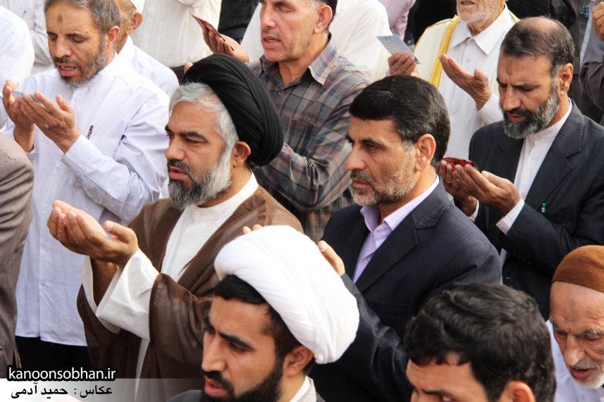 تصاویر نماز عید فطر 95 کوهدشت لرستان (15)