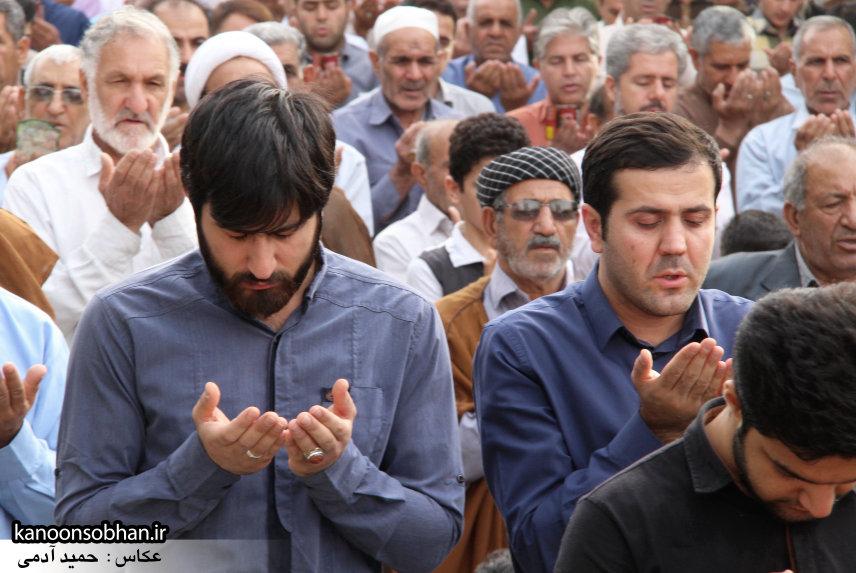 تصاویر نماز عید فطر 95 کوهدشت لرستان (17)