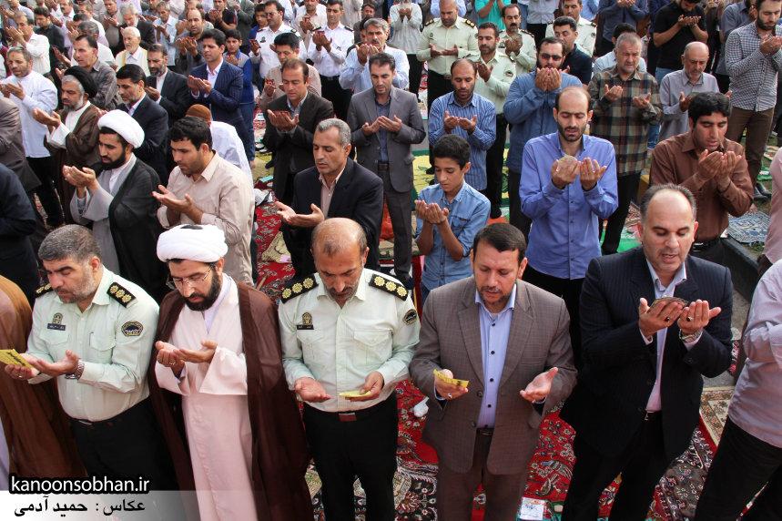 تصاویر نماز عید فطر 95 کوهدشت لرستان (18)