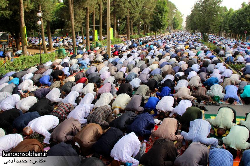 تصاویر نماز عید فطر 95 کوهدشت لرستان (20)