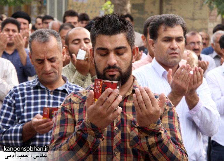 تصاویر نماز عید فطر 95 کوهدشت لرستان (26)