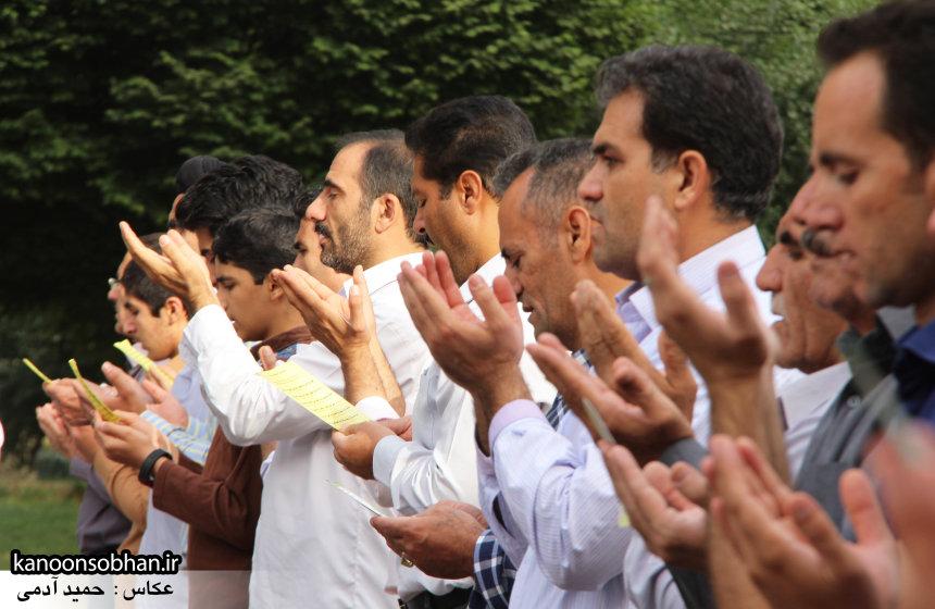تصاویر نماز عید فطر 95 کوهدشت لرستان (27)