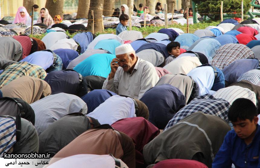تصاویر نماز عید فطر 95 کوهدشت لرستان (31)