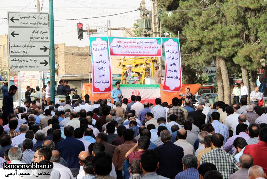 تصاویر نماز عید فطر 95 کوهدشت لرستان (34)