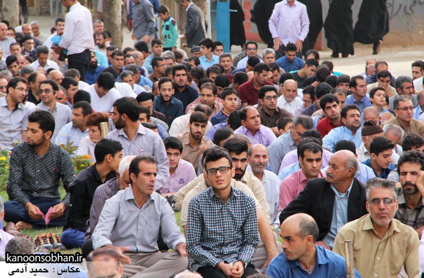 تصاویر نماز عید فطر 95 کوهدشت لرستان (7)