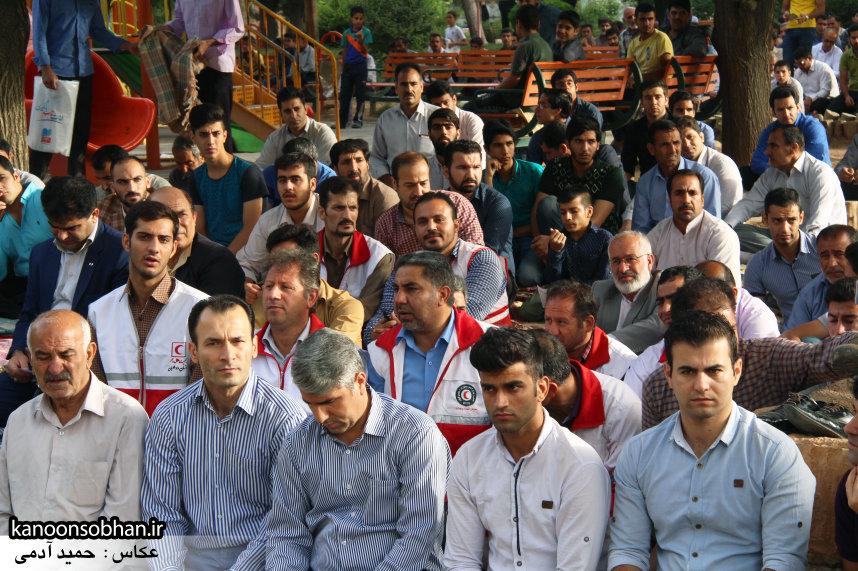 تصاویر نماز عید فطر 95 کوهدشت لرستان (8)