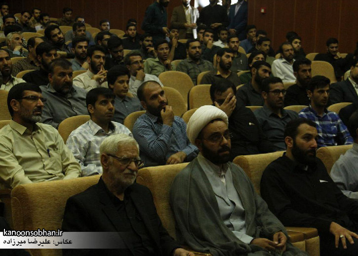 تصاویر گردهمایی فعالان عرصه هیئت با حضور حاج میثم مطیعی در خرم آباد لرستان (4)
