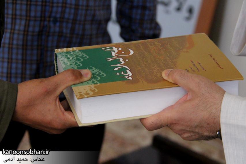 دیدار سرباز سنی تازه تشرف شده به مذهب تشیع با امام جمعه کوهدشت (4)