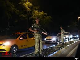 کودتا در ترکیه ناکام ماند