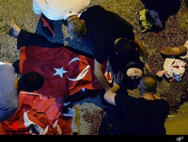 کودتا در ترکیه ناکام ماند / اردوغان وارد فرودگاه آتاتورک شد / 336 نفر در سراسر ترکیه بازداشت شدند / تاکنون دستکم 60 کشته