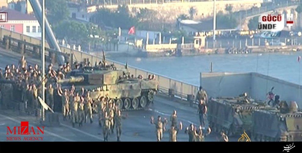 کودتا در ترکیه ناکام ماند / اردوغان وارد فرودگاه آتاتورک شد / 754 نفر در سراسر ترکیه بازداشت شدند / تاکنون دستکم 60 کشته +فیلم و عکس