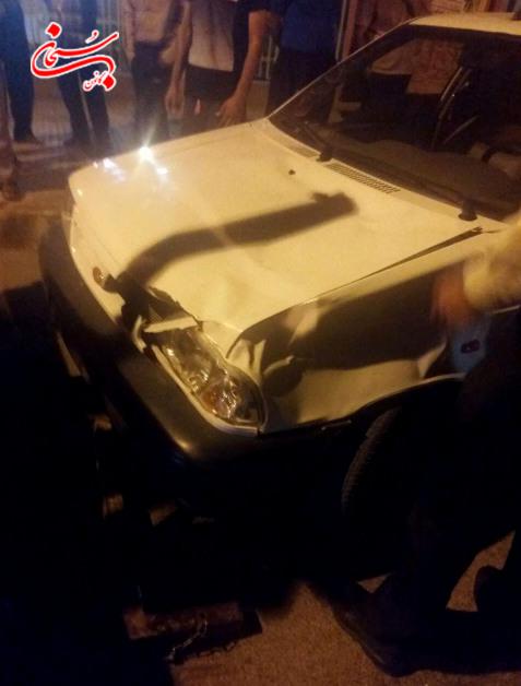 تصادف مرگبار در خیابان دکتر حسابی کوهدشت +تصاویر و جزئیات (3)