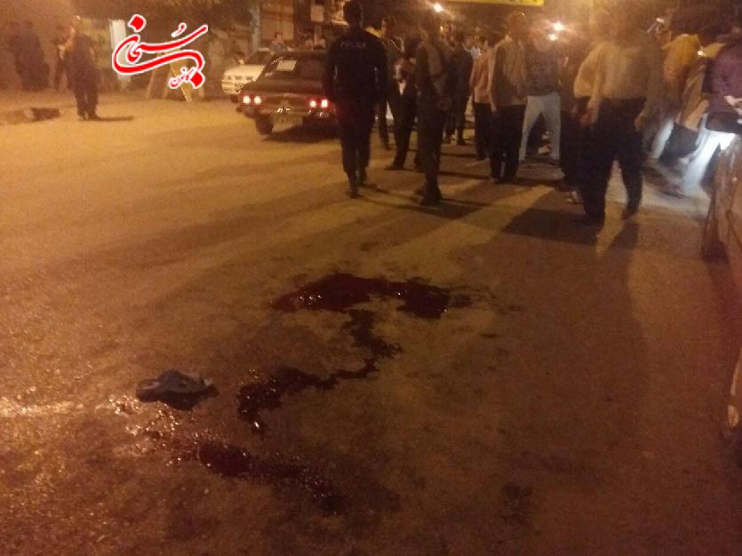 تصادف مرگبار در خیابان دکتر حسابی کوهدشت +تصاویر و جزئیات (4)